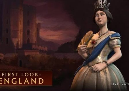 Civilization VI trailer England