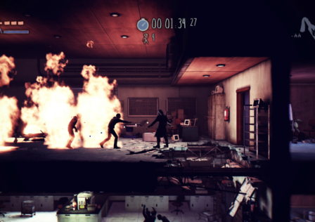 Deadlight Directors Cut screenshot 6 – Survival Arena Molotov