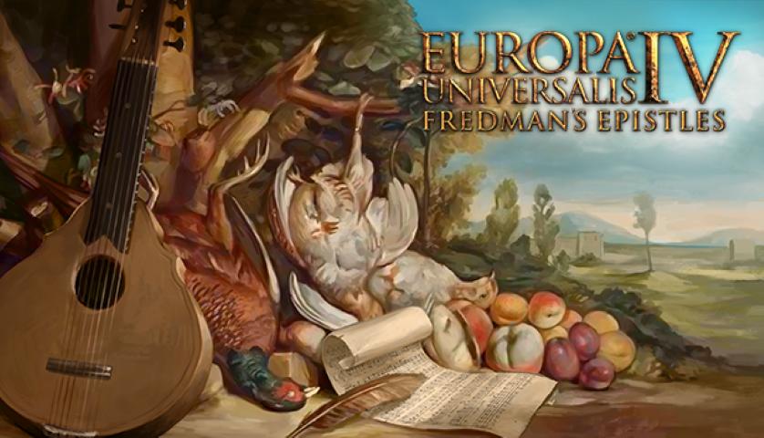 Europa Universalis IV Fredmans epistles