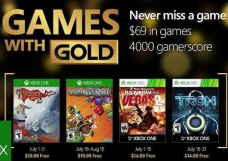 Games with Gold 28062016