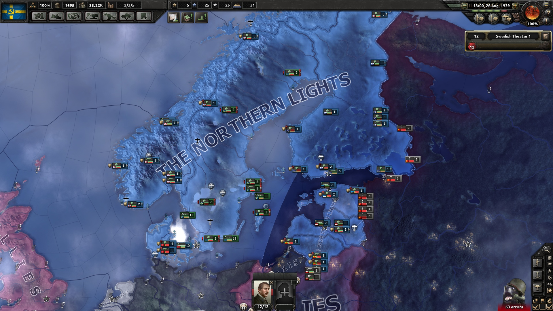 Hearts of Iron IV 060616