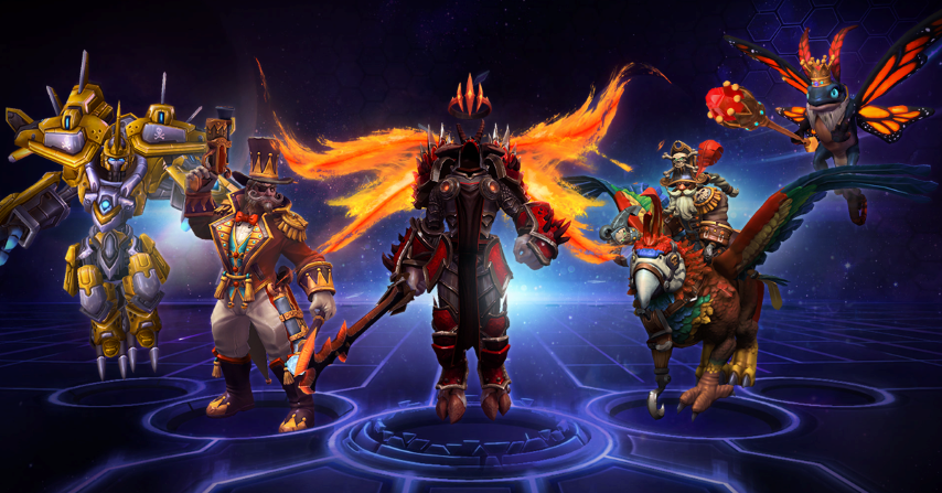 Heroes of the Storm pacchetto summer championship