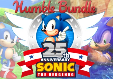 HumbleBundleSonic25th