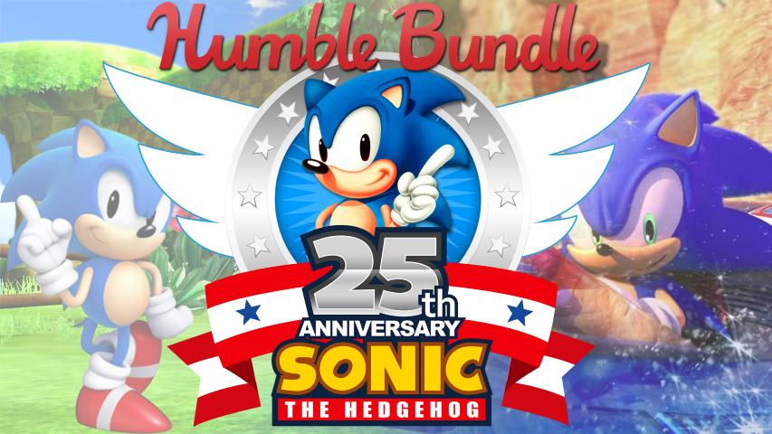 HumbleBundleSonic25th