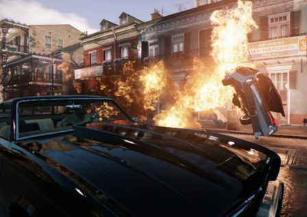 Mafia III ini game