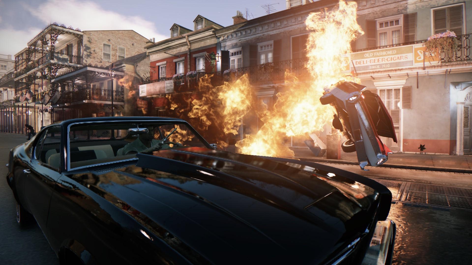Mafia III ini game