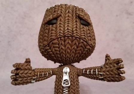 Sackboy Sad