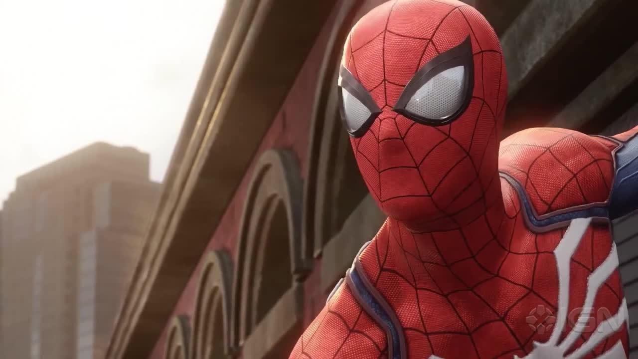 Spiderman PS4 E3 2016 B