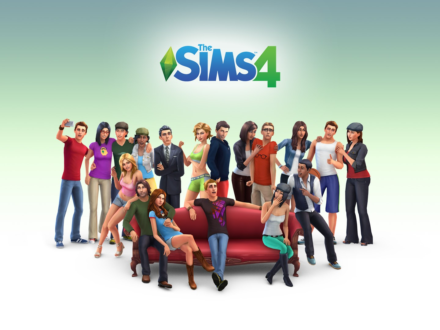 The-Sims-4-Game-Wallpaper