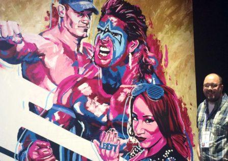 WWE 2K17 E3 2016