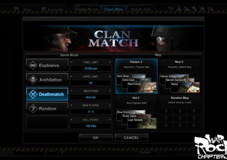 War_Rock_Clan_System