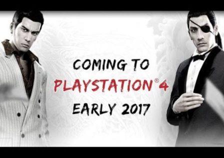 Yakuza 0 trailer E3 16