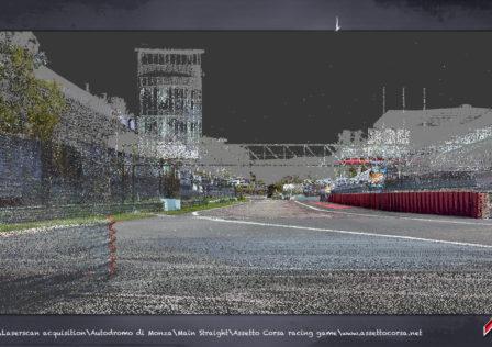 Assetto Corsa Laser Scan