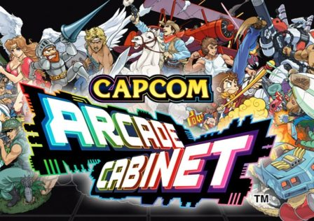 Capcom Arcade Cabinet,