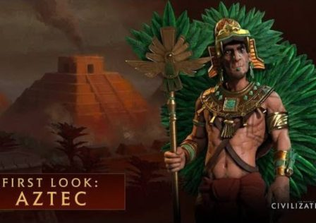 Civilization VI Aztechi