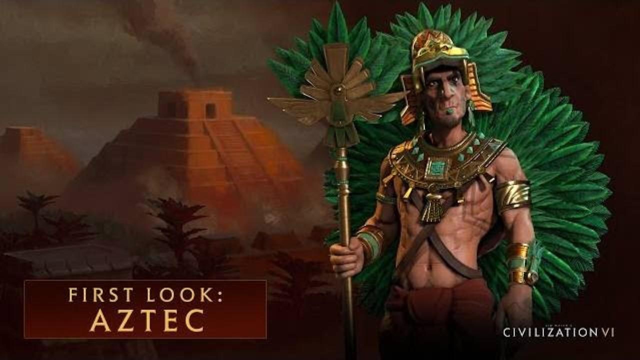 Civilization VI Aztechi