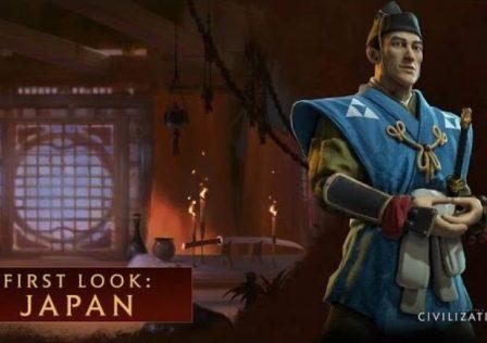 Civilization VI First Look Japan