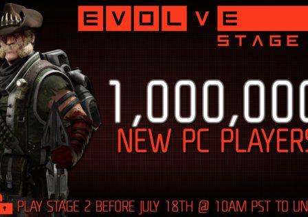 Evolve stage 2 1milione