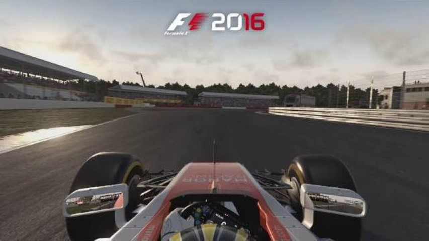 f1 2016 un giro veloce a silverstone video. Black Bedroom Furniture Sets. Home Design Ideas