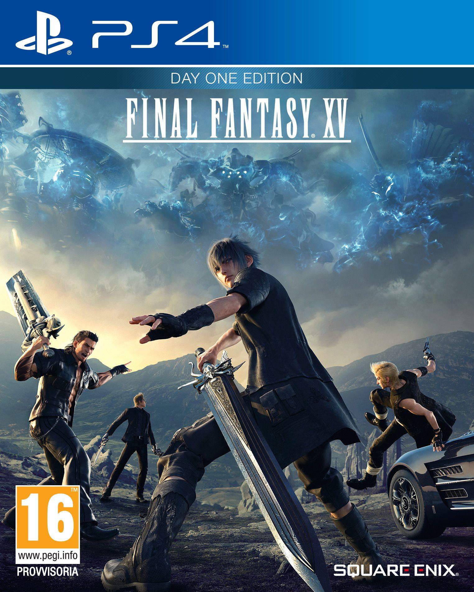 FFXV_Packshot_PS4_ITA
