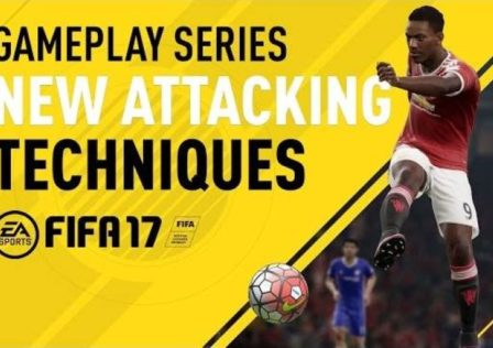 FIFA 17 new attacking techniques Anthony Martia