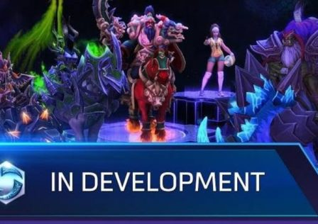 Heroes of the Storm personaggi in sviluppo