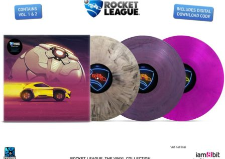 Rocket League vinile