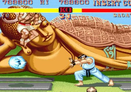 Street Fighter 2 Turbo Hyper Fighting
