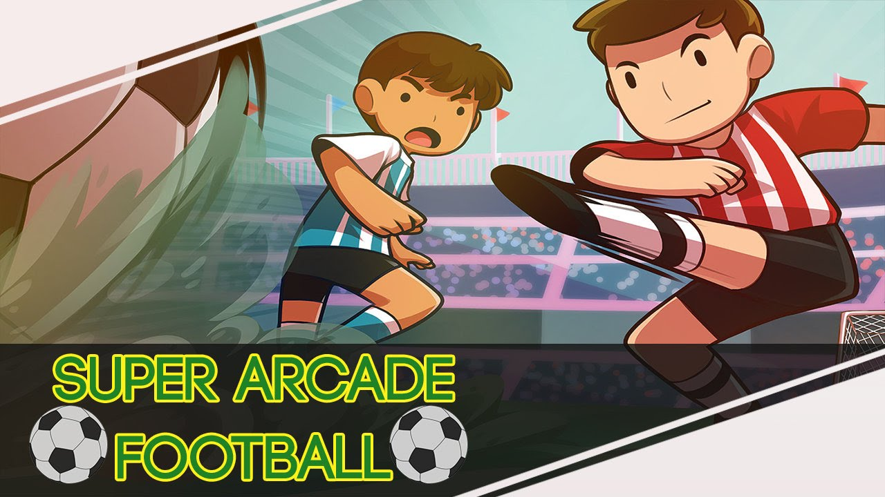 Super Arcade Football Header
