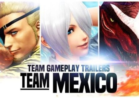 The King of Fighters XIV Team Mexico