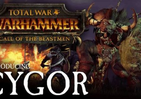 total war warhammer introducing gycor trailer