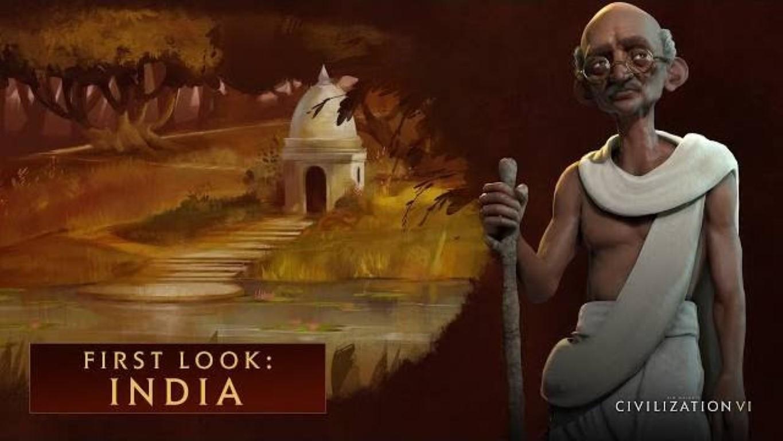 CIV VI India