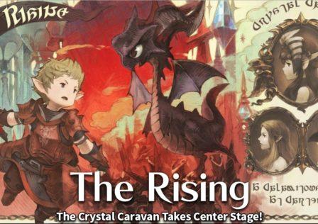 FFXIV THe Rising