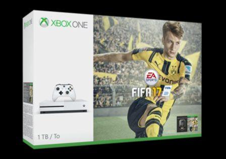 Fifa 17 bundle Xbox S