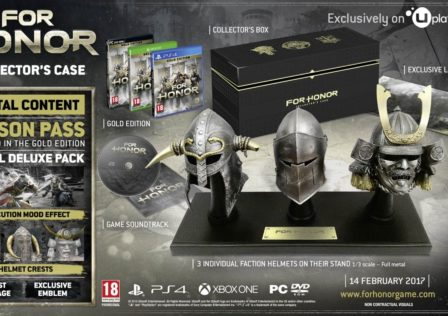 For Honor CollectorsEdition