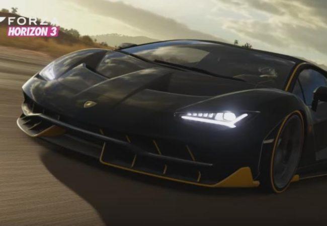 Forza Horizon 3 A