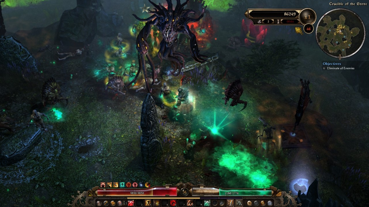 Grim Dawn  Crucible Mode 9