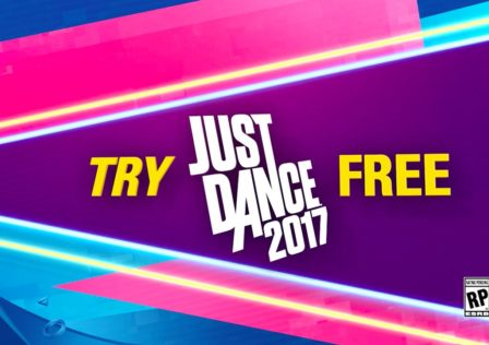 Just Dance 2017 trailer demo