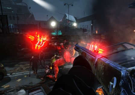 Killing Floor 2 PS4 Announce screenshot 1