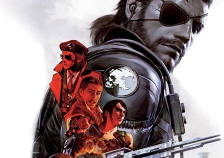 Metal Gear Solid The Definitive Experience