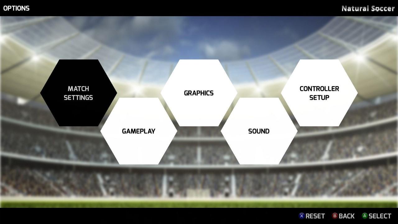 Natural Soccer 5