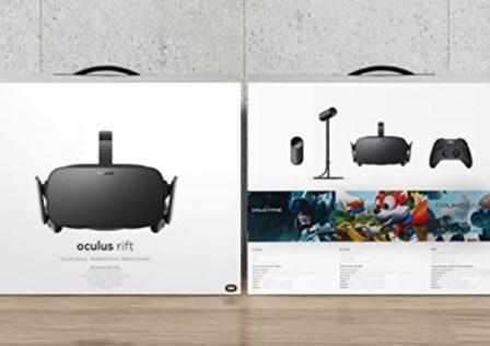 Oculus Rift confezione AA