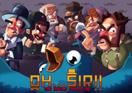 Oh…Sir! The Insult Simulator