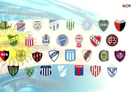 PES2017 squadre argentine