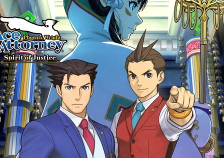 Phoenix Wright Ace Attorney – Spirit of Justice