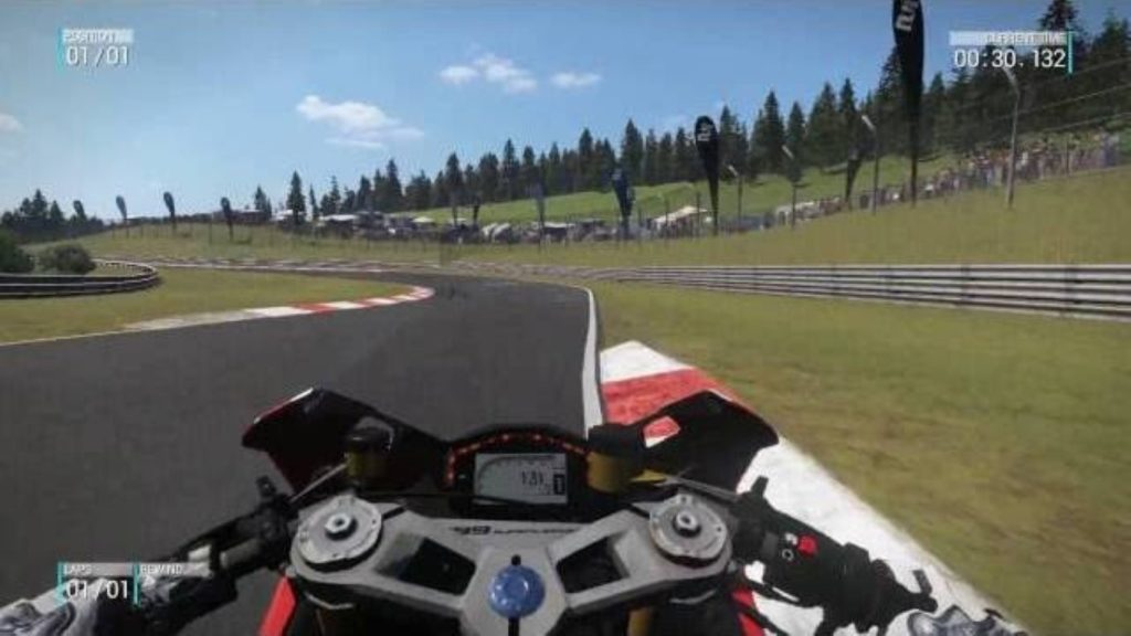 Ride 2 URbrurgring Nordschleife video
