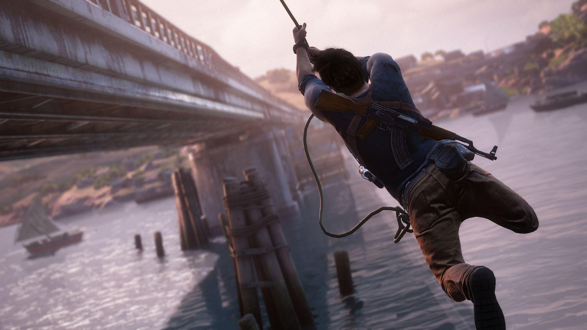 Uncharted 4: IL DLC Bounty Hunters sarà svelato la prossima settimana