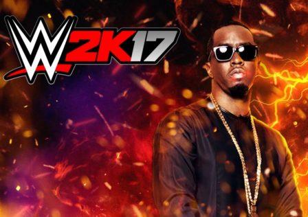 WWE 2K17 Puff Daddy