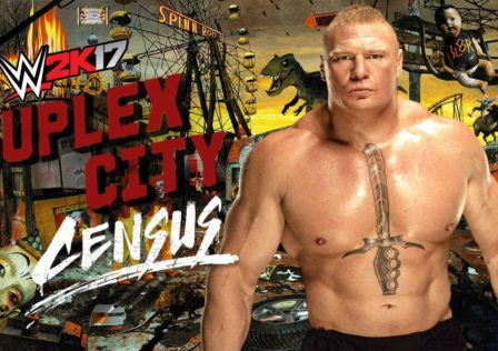 WWE 2K17, il quarto Suplex City Census