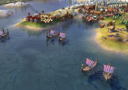 CivilizationVI_Norway_VikingLongship